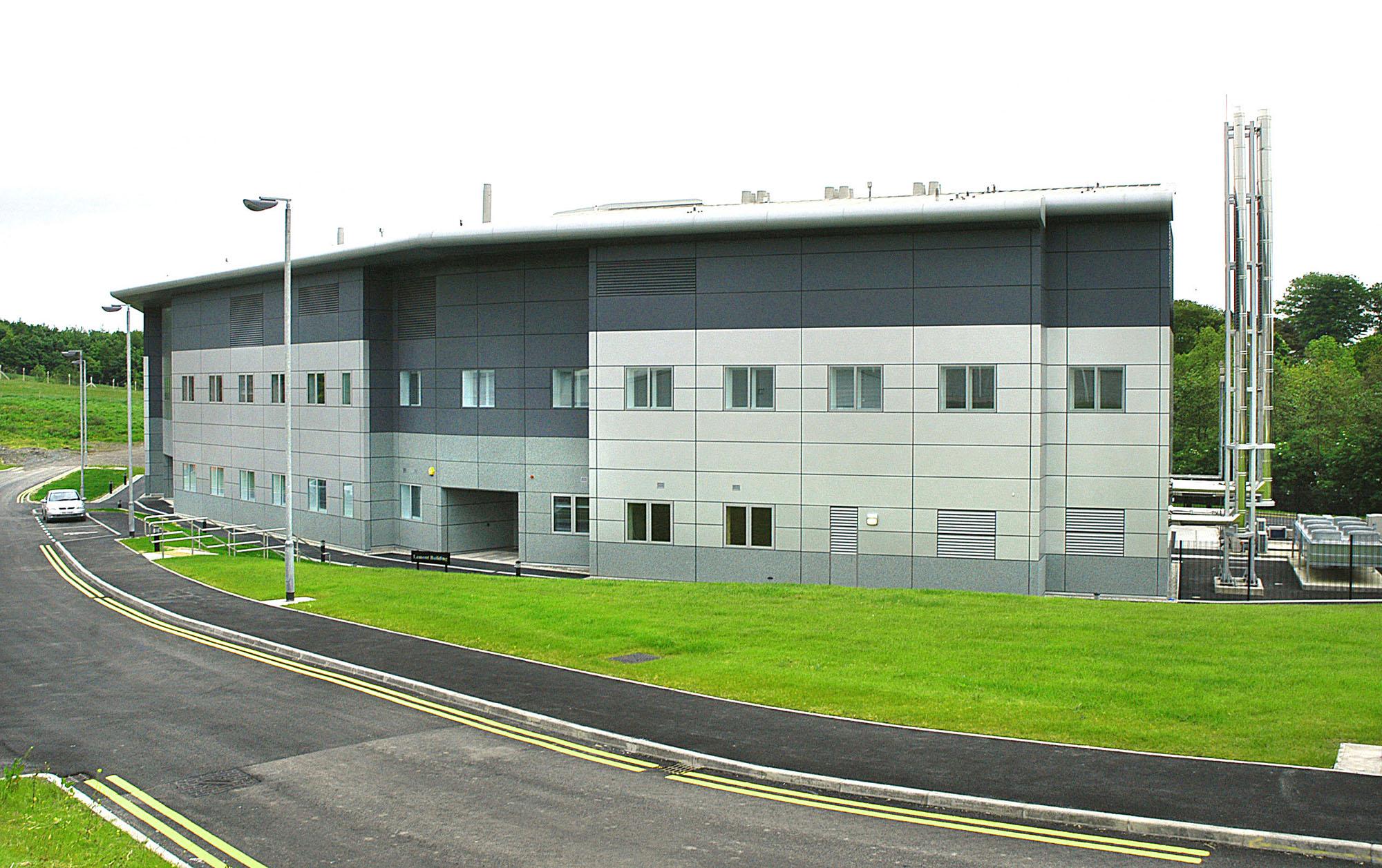 Lamont building, VSD Stormont