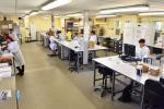 BVD laboratory at AFBI Stormont
