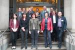 peakers, chairs and organisers at the Workshop on Sustainable Beef Quality for Europe held at the Touring Club, Milan on 1-2 February.
