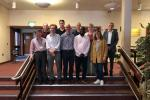 """Economists from AFBI and Teagasc at the """"strengthening economic research collaboration"""" meeting between AFBI and Teagasc held at AFBI Headquarters on 27th and 28th June"""
