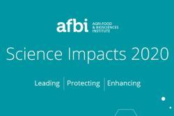 AFBI Science Impacts 2020