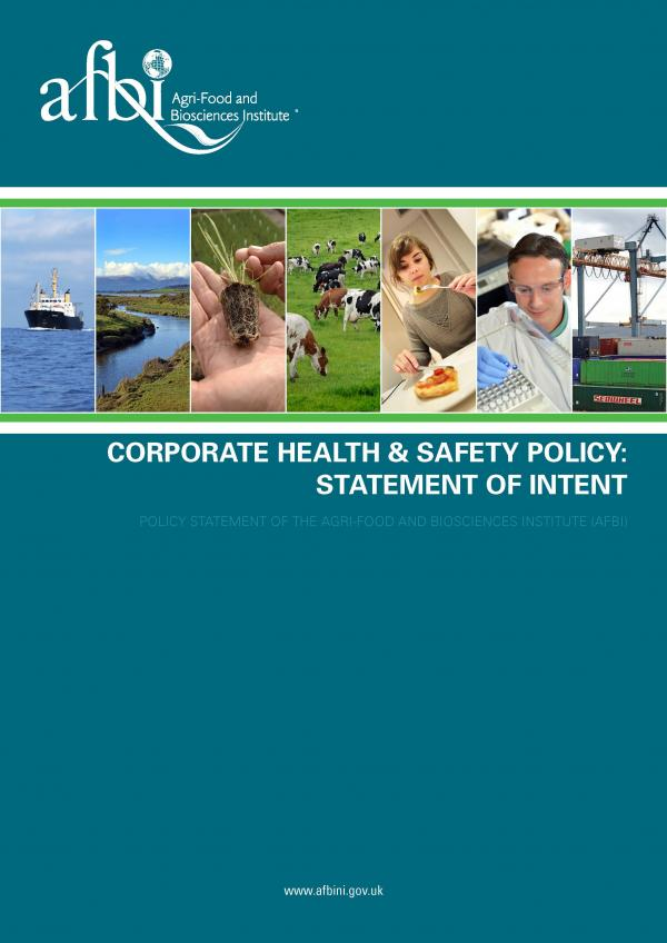 Health & Safety Policy