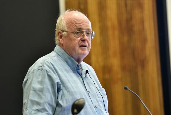 Dr Bruce McCarl, Professor of Economics at Texan A&M University