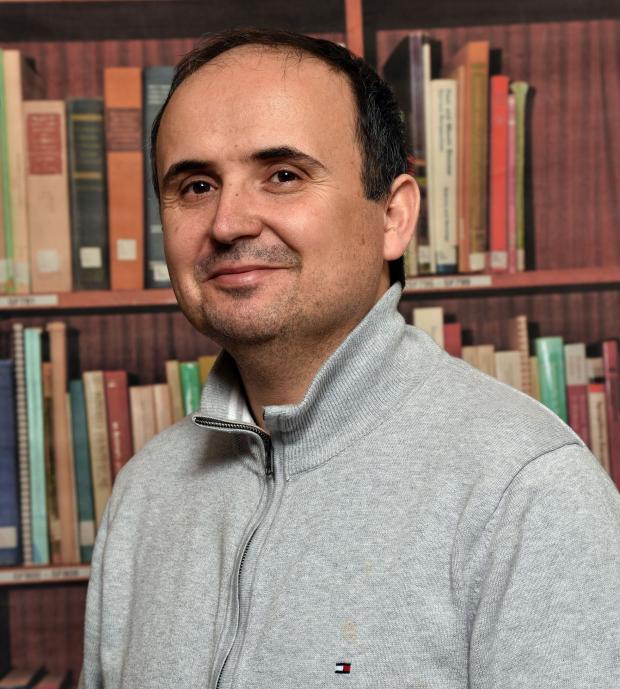 Professor Nicolae Corcionovischi (AFBI)