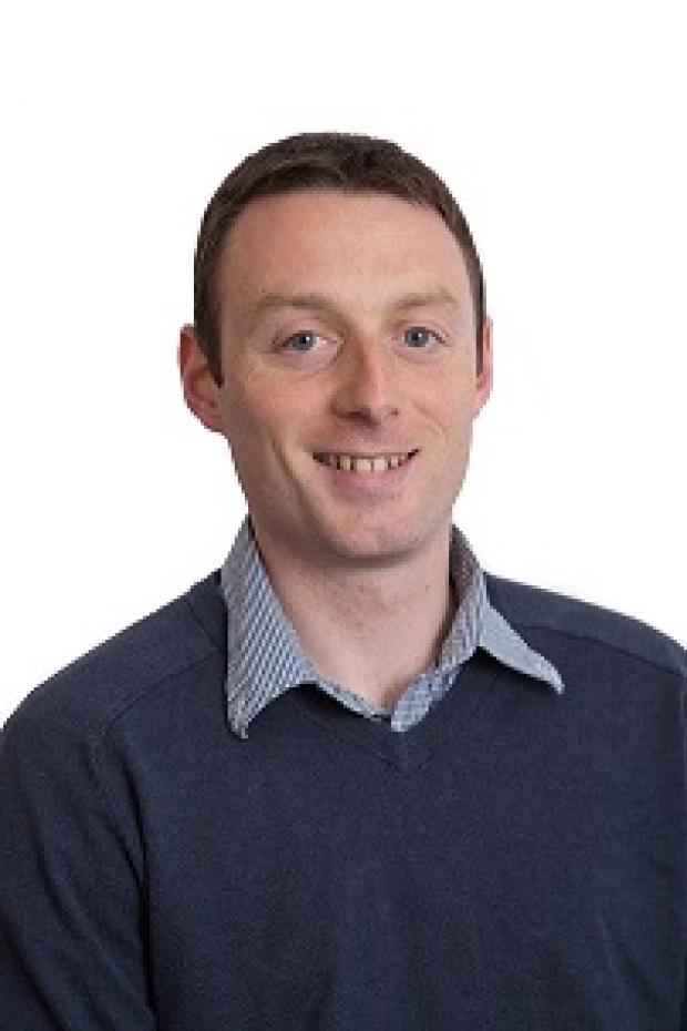 Dr Brian McCarthy, Teagasc
