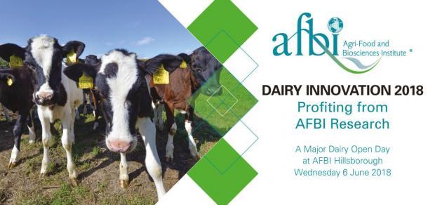 Dairy Open Day  6 Jun
