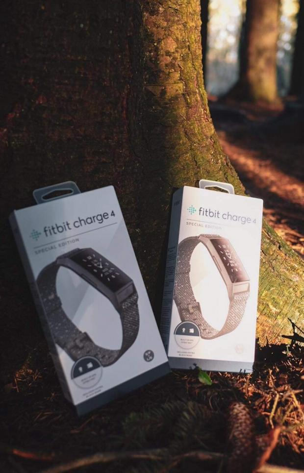 If you take part in the survey you have the chance to win one of two Fitbits from a monthly draw.