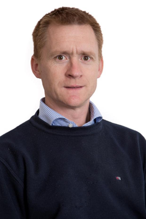 Dr Michael O'Donovan, Teagasc