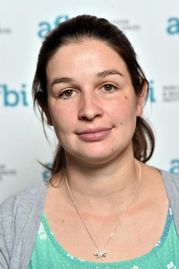Dr Aimee Craig (AFBI Dairy Research Team)