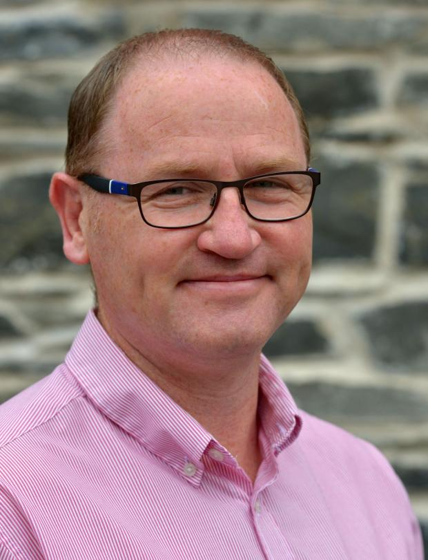 """Dr Gary Lyons (AFBI) host of the """"On-Farm Small-Scale Anaerobic Digestion"""" one-day event taking place on Wednesday the 2nd November at AFBI Hillsborough"""