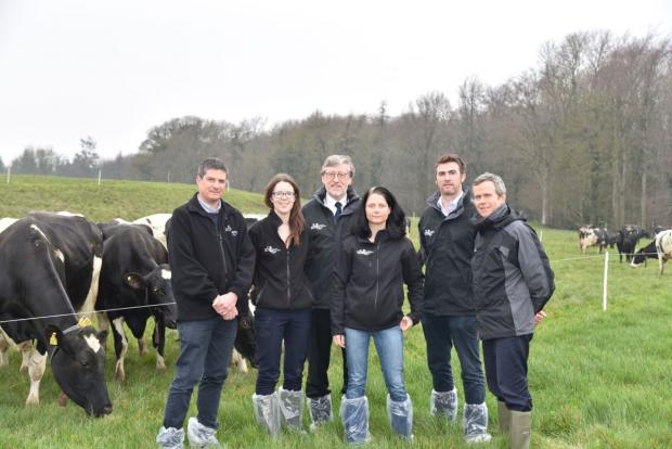 AFBI Researchers will deliver the latest research findings on winter feeding strategies at the 'Dairy Innovation 2018' Open Day at Hillsborough on 6th June 2018