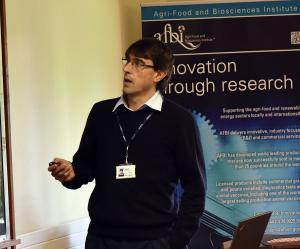 Dr Dario Fornara (AFBI)