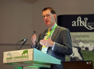 Prof Bill McKelvey, Deputy Chair of the AFBI Board
