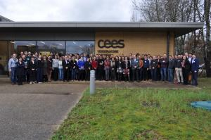 Representatives of 26 EU institutions at the EJP SOIL Kick-Off meeting in Orléans, France