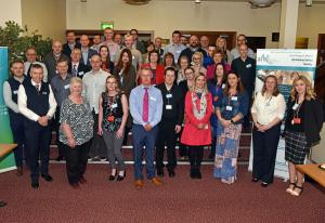 Scientists from Food Research Branch were delighted to welcome customers and stakeholders on 20 April