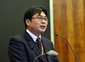 Dr Shingo Kimura from OECD