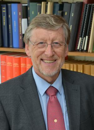 Professor Trevor Gilliland (formerly of AFBI)