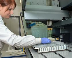 Diagnostic and Analytical testing at VSD