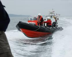 Coastal Science RIB